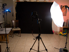 Photography Studio @ Home - Space
