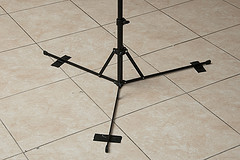 Child Proofing A Lightstand