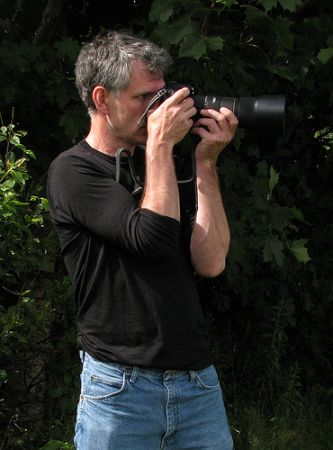 Camera Shoulder Stock by Brian P Carey