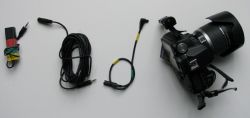 camera shutter release cable extension kit
