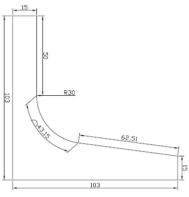 slope backdrop drawing