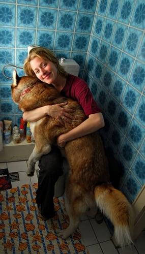 Bathroom Love From the Big Boy!