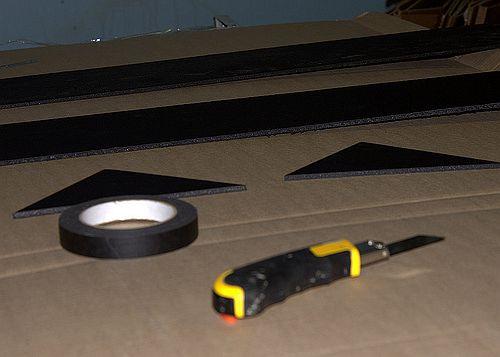 Lightstrip and Softbox