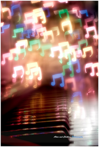Beethoven and Bokeh (by liveandclicking)