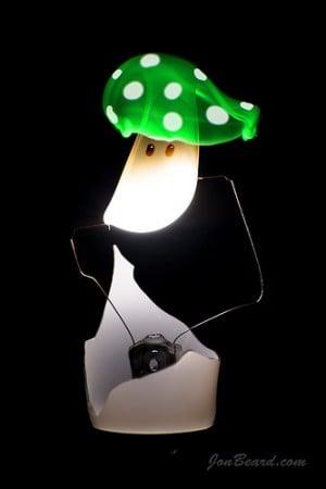 1UP Mushroom