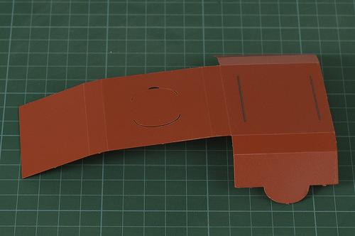 Bokeh Disc Wallet Mod - Cut Slits (by udijw)