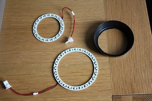 DIY Macro Lighting Ring (by Wonky Donkey)