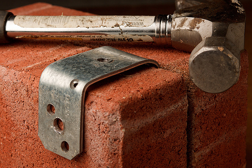 umbrella/ soft box bracket DIY - 1