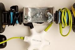 umbrella/ soft box bracket DIY - 6