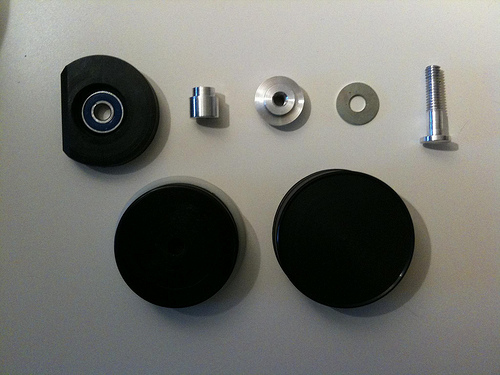 Milled Parts Collection