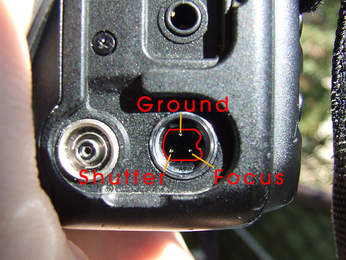 Step 13 The N3 Socket pinout diagram