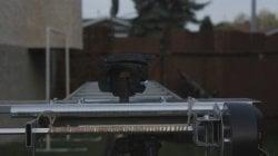 A TimeLapse Rail from BBQ rotisserie motor