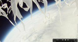 HD Camera and iPhone Go 19 Miles High To Take Earth Pictures From Space