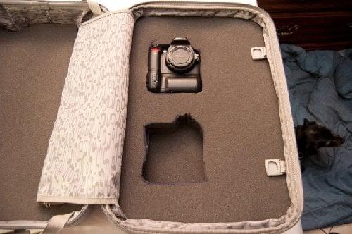 DIY Camera Hard Case