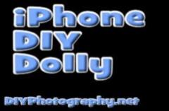 DIY iPhone camera dolly
