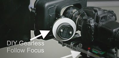 DIY Follow Focus