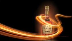 Hennessy Shoots a Light Painting Campaign
