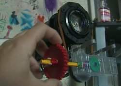 Follow Focus + Remote  Made From K'NEX