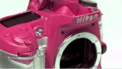 Pink Nikon