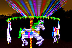 The Light Carnival is in Town!