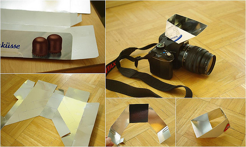 Use A Bonbon Box To Create A Diy Lightscoop Diy Photography