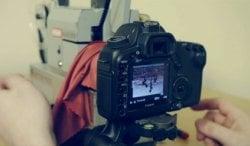 Convert Old 8mm Film To Video Using An HDSLR