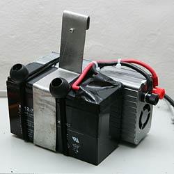 DIY Power Pack for strobes