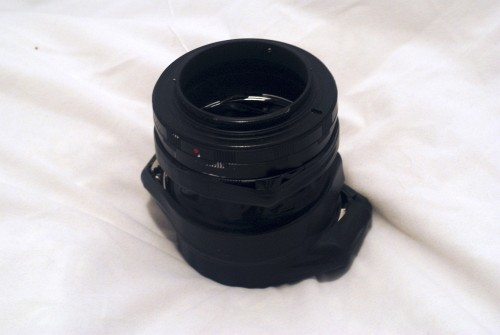 Build a Lynny - a DIY Lensbaby