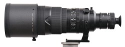 Using a Nikon Lens As A Telescope (Or A Microscope)