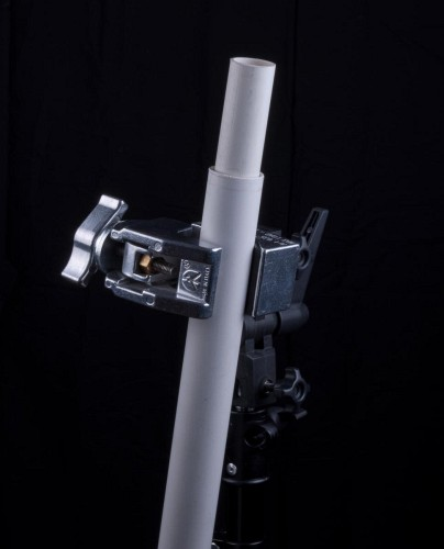 A Telescopic PVC Boom For Photography Studio