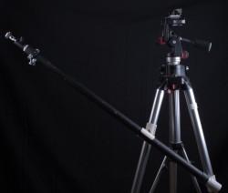 DIY: A Telescopic PVC Boom