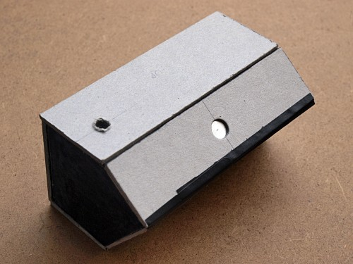 Build A Semi-Anamorphic 35mm Pinhole Camera