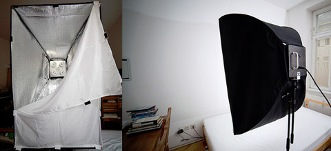 The Best Foldable DIY Sotbox & How To Build 24 DIY Softboxes - DIY Photography