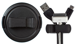 The Nice Clip Keeps Your Lens Attached