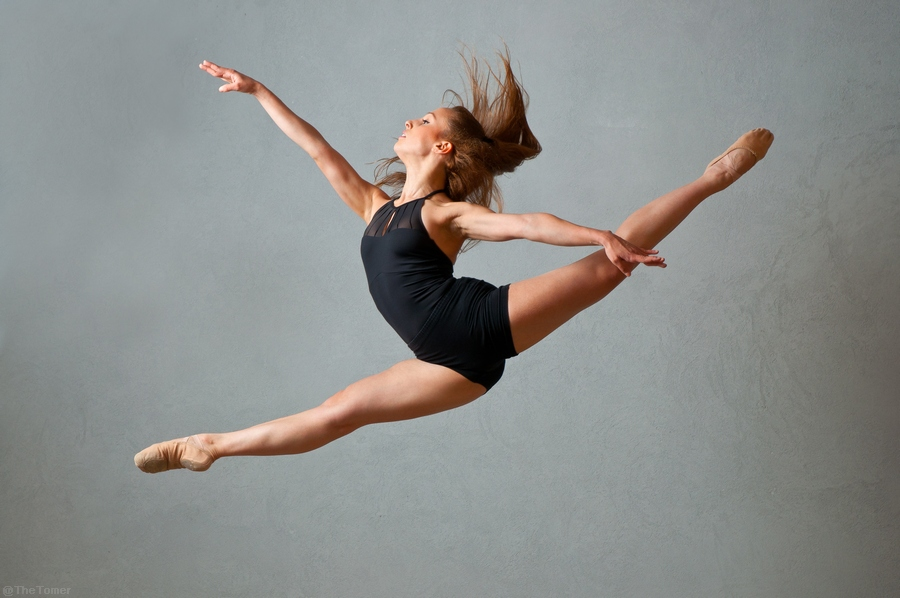 Dancer - A Shoot Anatomy - DIY Photography