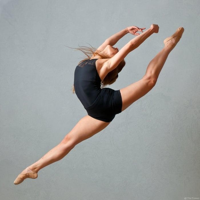 Dancer A Shoot Anatomy Diy Photography