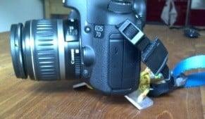 A Simple Camera Strap That's Tripod Friendly