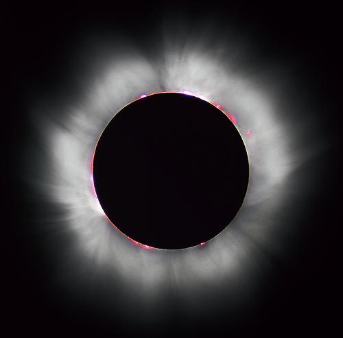 Total solar eclipse solaire 1999