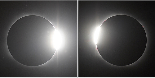 Solar Eclipse on 01 Aug 2008 (Pic by Anthony Ayiomamitis)