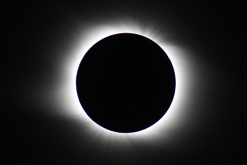 Solar Eclipse on 01 Aug 2008 (Pic by Elias Chasiotis)