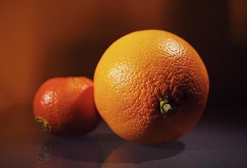 Oranges No. 3
