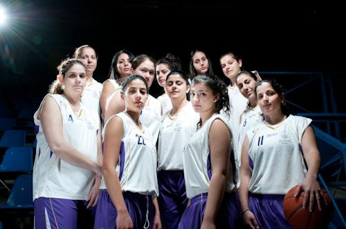 On Assignment: Girls Basketball Team