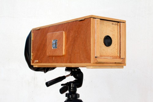 Build Guide: A Modern Old Camera That Eats Photo Paper