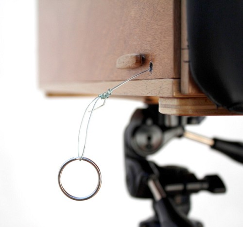 Build guide a modern old camera that eats photo paper for Fishing line camera