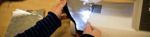 DIY: Small Circular Softboxes