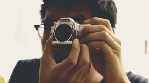 Wonderfully Constructed Dirkon Pinhole Camera
