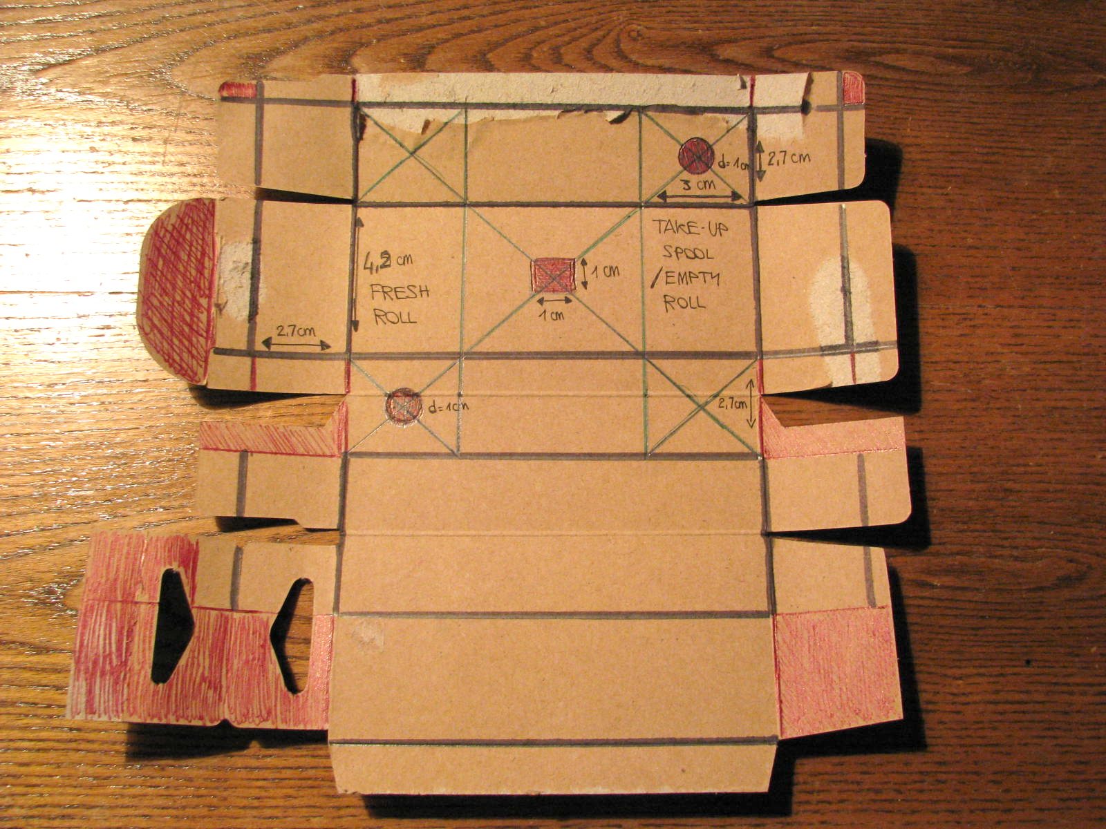 How To Make A Pinhole Camera From A Film Box Diy Photography