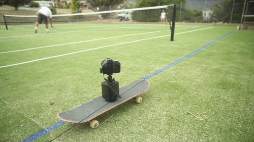 The Genie Is A Portable Motion Timelapse Controller