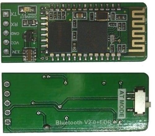 Bluetooth Modem / Breakout to UART serial (RX/TX)