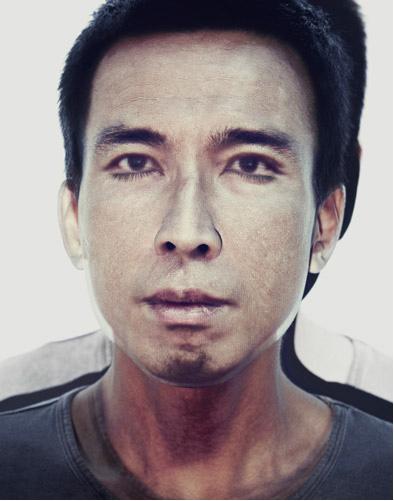 Double Portraits - Portraits of Projections of Portraits